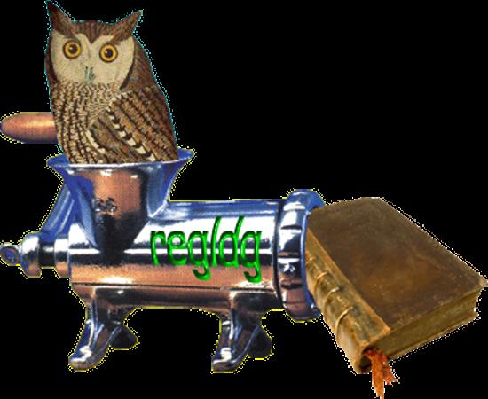 REGLDG logo