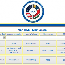 Integrated Project Management System